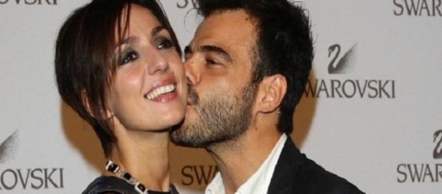 Ambra Angiolini e Francesco Renga crisi di coppia