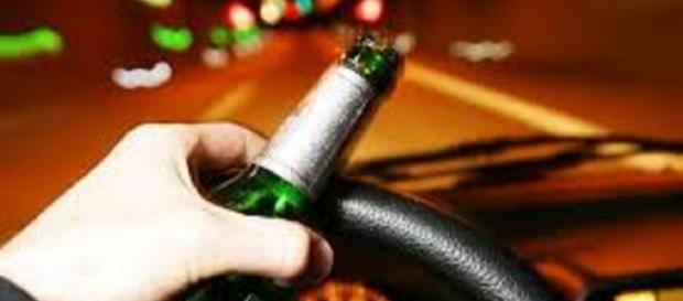 Droga ed alcol hanno causato un altro incidente.