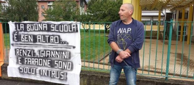 Elio Canino contro la Buona scuola di Renzi