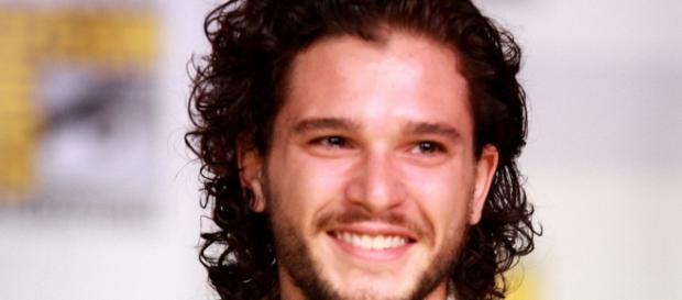 Jon Snow è interpretato da Kit Harington