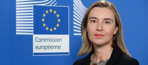L'Alto rappresentate Ue, Federica Mogherini