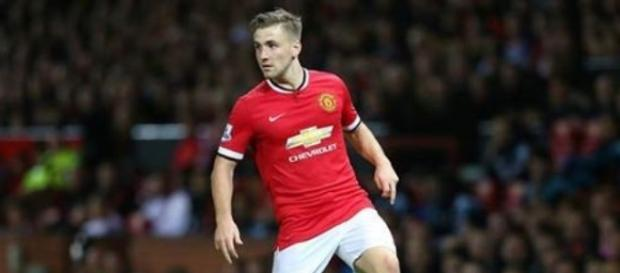 Luke Shaw is now recovering from injury