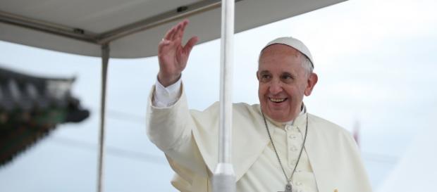 O Papa seria alvo de um atentado neste mês.