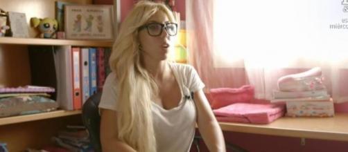 Amanda en su vídeo de presentación de GH 16
