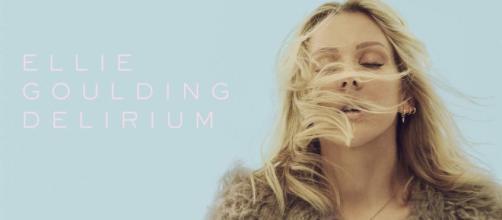 """Ecco la copertina di """"Delirium"""", il nuovo di Ellie"""