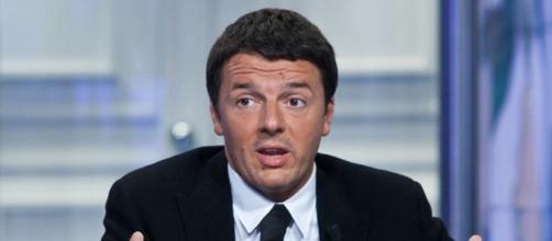 Il leader del Pd e premier italiano, Matteo Renzi
