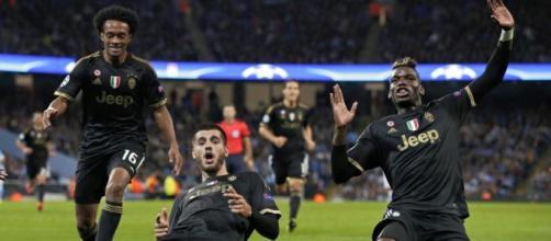 Juventus-City magico per i bianconeri