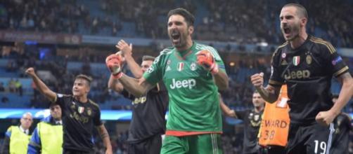 Juventus, dopo la vittoria contro Manchester City