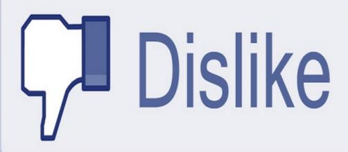 L'ipotetico tasto 'dislike' pensato per Facebook