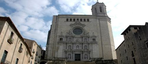 La majestuosa Catedral de Girona