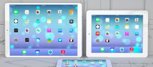 O novo iPad Pro comparado com os seus irmãos