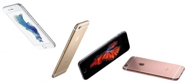 A Apple apresentou também uma versão rosa.