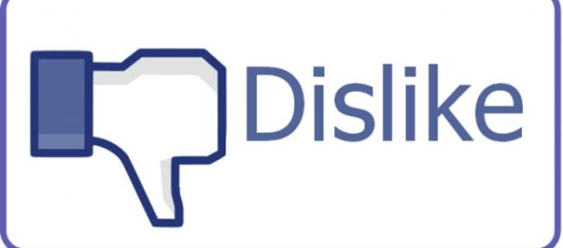 Dislike de Facebook (No me gusta)