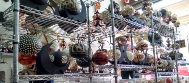 Esferas de todas las formas, colores y diseños