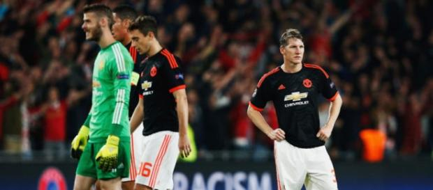 Manchester United failed to win against PSV.