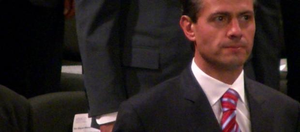 Peña Nieto. Foto: Cuauhtémoc Villegas Durán.