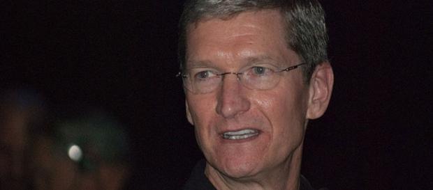 Tim Cook, CEO della Apple (foto: Wikipedia)