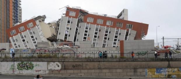 Un cutremur a devastat statul Chile