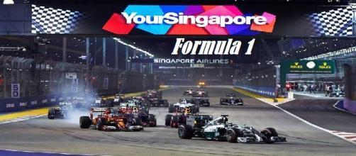Diretta Formula 1 Singapore 2015, orari tv Rai Sky