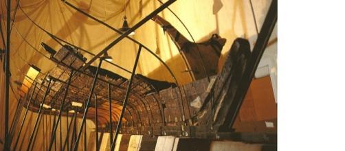 La Nave Punica di Marsala in foto di repertorio
