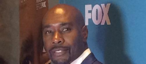 "Morris Chestnut at the Fox ""Rosewood"" screening"