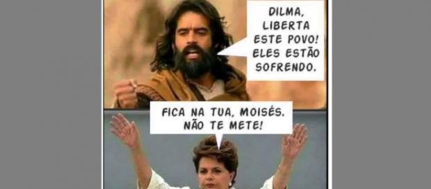 Autor da Globo exalta 'Os Dez Mandamentos'