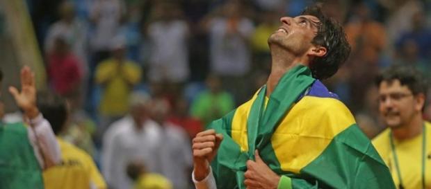 Bellucci tentará o primeiro ponto para o Brasil