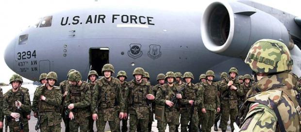 Fortele militare SUA, prima din lume...