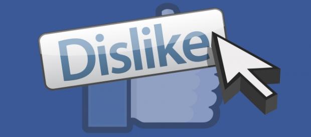 Il tasto Non mi piace arriva su Facebook