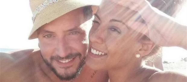 Manu y Susana, juntos durante sus vacaciones