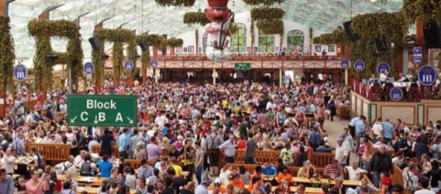 Oktoberfest 2015 a Monaco di Baviera