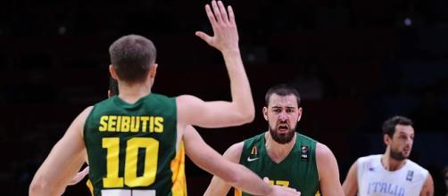 Directo a Rio: Lituania sacó a Serbia de la final