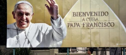 Francisco inicia su gira por Cuba y Estados Unidos