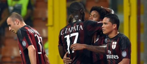 Serie A: diretta tv e streaming Milan-Palermo