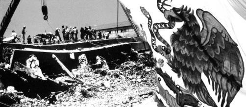 Terremoto del 19 de septiembre de1985 en México