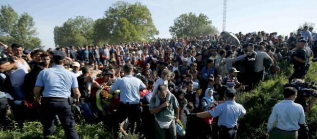 Caos migranti in Croazia, tutti i dettagli