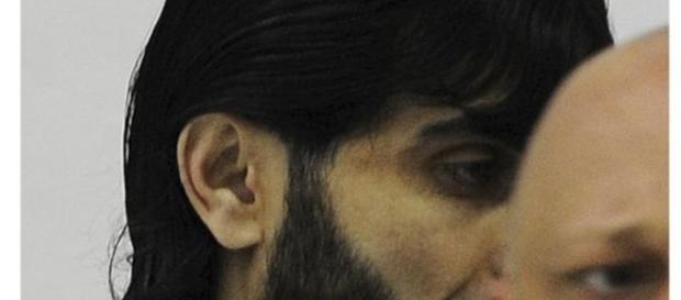 Rafik Yousef, atacatorul irakian. Foto: BBC News