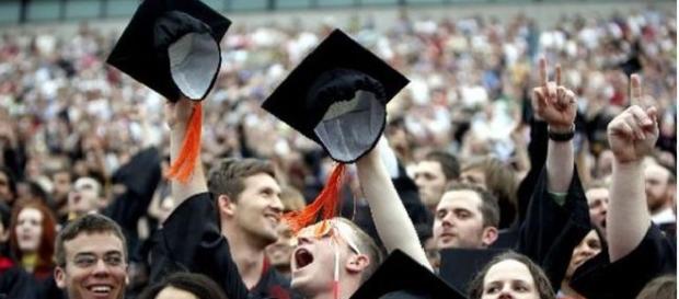 Studenții încep un nou an universitar