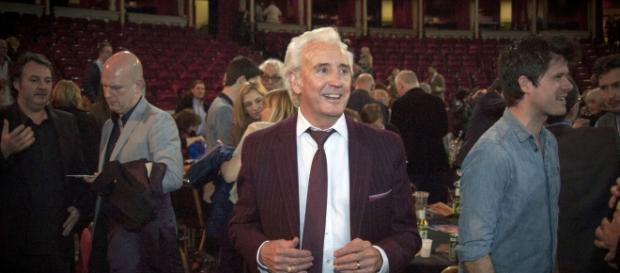 Tony Christie - ebenfalls Gast bei Carmen Nebel