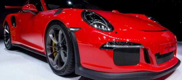 Traumauto: der Porsche 911 GT3 RS 2016