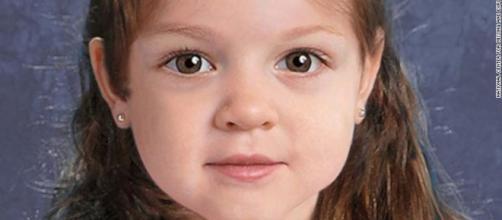 Baby Doe, identified as Bella Neveah Amoroso Bond