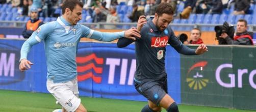 Diretta e info streaming Napoli - Lazio