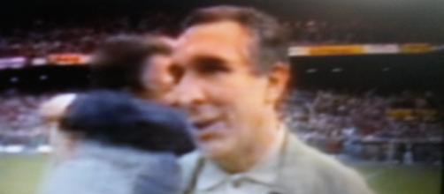 Osvaldo Bagnoli, storico allenatore del Genoa.
