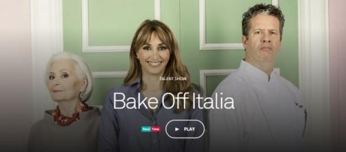 Replica streaming Bake Off Italia del 18 settembre
