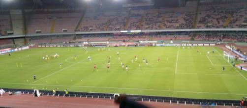 Stadio San Paolo, Napoli Sampdoria