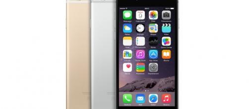 Un'immagine dello smartphone Apple iPhone 6