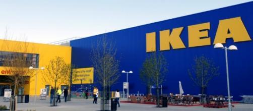 Uno store della multinazionale svedese Ikea