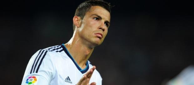 Cristiano Ronaldo está em grande forma.