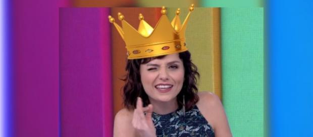 Iozzi já é considerada Rainha na Globo