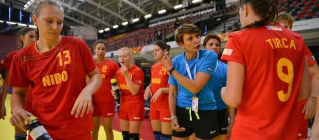Scandal în handbalul feminin din România